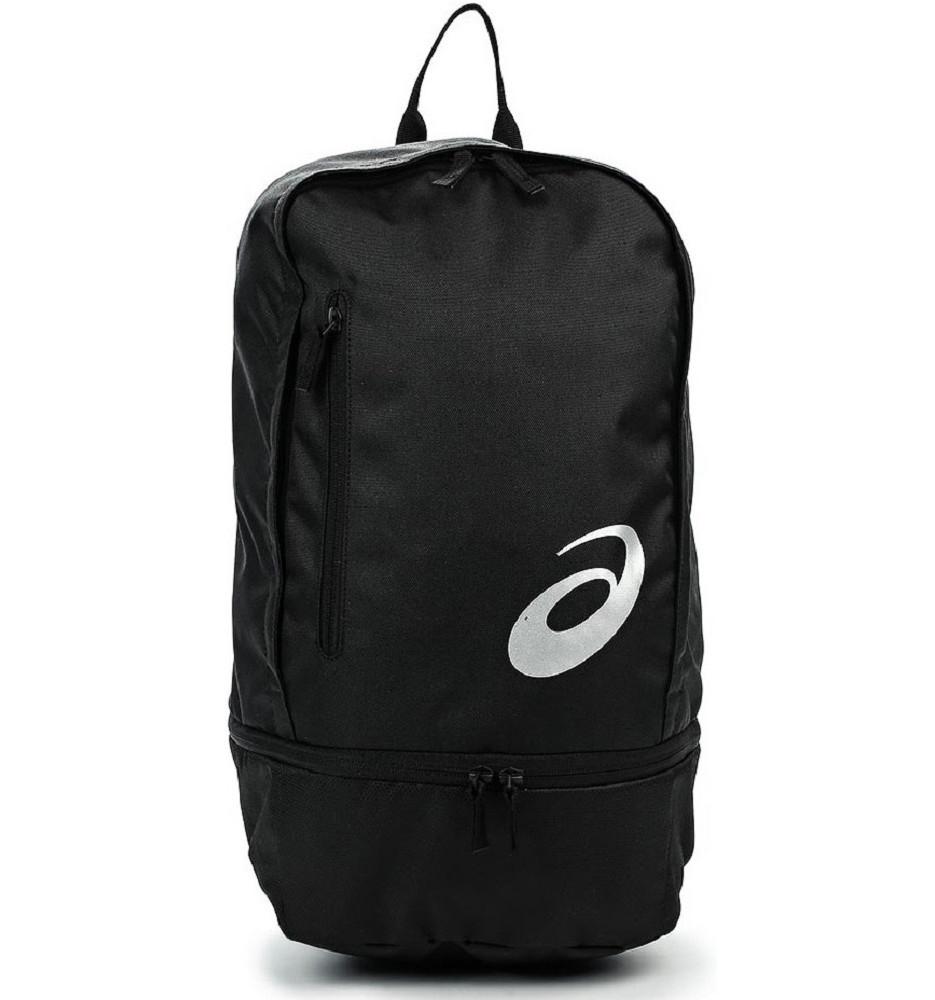 1f080dbb6c ASICS Рюкзак TR CORE BACKPACK, артикул 132077, цвет черный ...