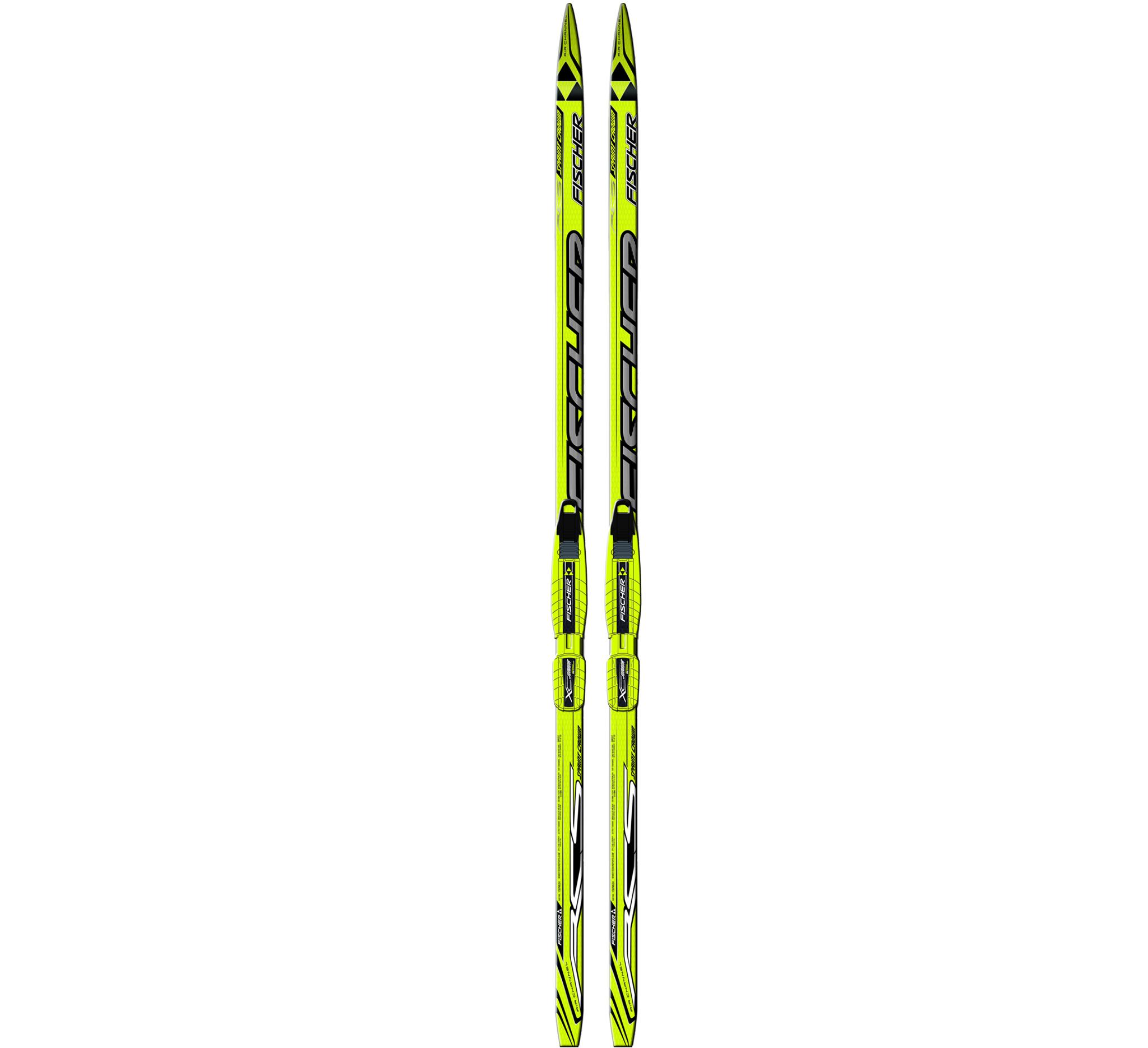 FISCHER Лыжи SPRINT CROWN YELLOW, артикул N63413 -, цена 2 965 руб ... 555326cb2bb