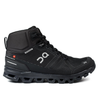 ON Кроссовки женские Cloudrock Waterproof All Black