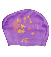 SPRINTER Шапочка для плавания силиконовая для длинных волос KW