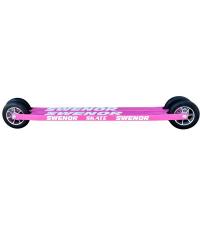 SWENOR Лыжероллеры SKATE 2 Pink Edition