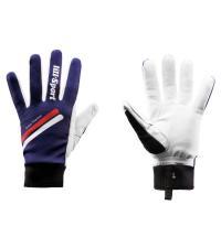 LILLSPORT Теплые гоночные перчатки SOLID THERMO