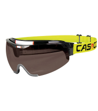 CASCO Лыжные очки SPIRIT CARBONIC BLACK-NEON