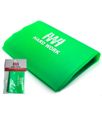 HARD WORK Эспандер-лента GREEN 1500 х 0,35 мм