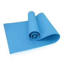 SPORTEX Коврик для тренировок BLUE 10 мм