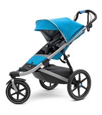 THULE Детская одноместная коляска Thule Urban Glide², Thule Blue, голубой