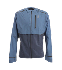 ON Куртка мужская WEATHER-JACKET Cerulean / Dark