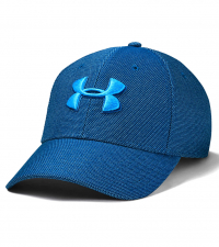 UNDER ARMOUR Кепка HEATHERED BLITZING 3.0