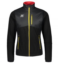 NONAME Куртка HYBRID JACKET 19 UX BLACK/GOLD