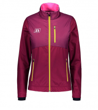 NONAME Куртка женская HYBRID JACKET 19 WOS Purple