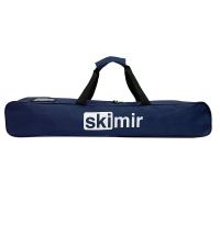 SKIMIR Чехол для лыжероллеров 84x14x14, синий/черный