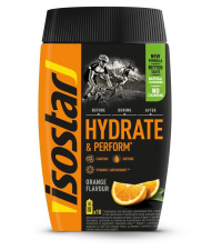 ISOSTAR Напиток изотонический HYDRATE PERFORM апельсин, 400 г