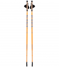 EXEL Палки для ходьбы NORDIC PRO ALIS ORANGE/BLUE