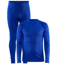 CRAFT Комплект мужской: футболка + кальсоны CORE WARM