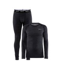 CRAFT Комплект мужской: футболка + кальсоны CORE WOOL MERINO