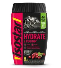 ISOSTAR Напиток изотонический HYDRATE PERFORM клюква, 400 г