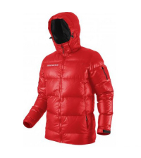 NONAME Куртка HEAVY PUFFY DOWN JACKET UNISEX Red