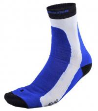 NONAME Носки XC PERFOMANCE SOCKS, белый/синий