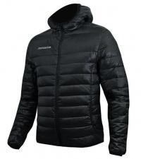 NONAME Куртка LIGHT PUFFY DOWN JACKET 15 UNISEX Black