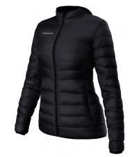 NONAME Куртка женская LIGHT PUFFY DOWN 15 WOS Black