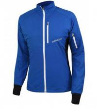 NONAME Куртка ROBIGO RUNNING 17 UNISEX разминочная, синий