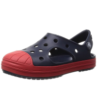 CROCS Сандалии BUMP IT Navy / Flame
