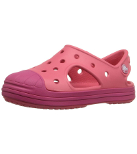CROCS Сандали BUMP IT Coral / Raspberry