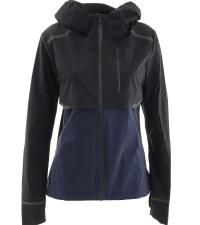ON Куртка женская WEATHER-JACKET Black / Navy