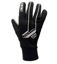 KV+ Перчатки лыжные XC COLD PRO Black