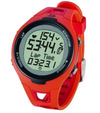 SIGMA Спортивные часы PC-15.11 RED