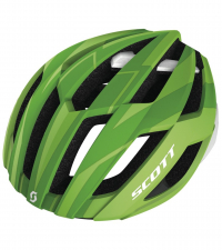 SCOTT Шлем ARX GREEN / WHITE MATT