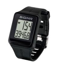 SIGMA Спортивные часы ID.GO BLACK