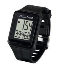 SIGMA Спортивные часы ID.LIFE BLACK