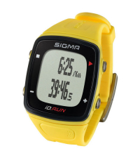 SIGMA Спортивные часы ID.RUN YELLOW