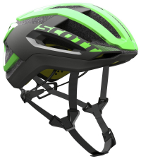 SCOTT Шлем CENTRIC PLUS GREEN / BLACK