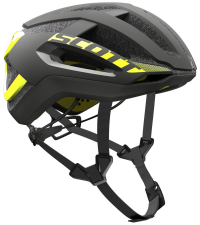 SCOTT Шлем CENTRIC PLUS BLACK / YELLOW