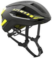 SCOTT Шлем CENTRIC PLUS BLACK / YELLOW