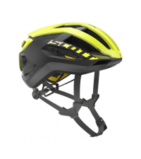 SCOTT Шлем CENTRIC PLUS YELLOW RC