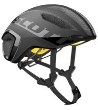 SCOTT Шлем CADENCE PLUS BLACK