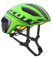 SCOTT Шлем CADENCE PLUS GREEN / BLACK