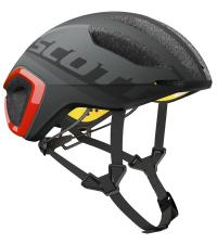 SCOTT Шлем CADENCE PLUS GREY / RED