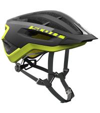 SCOTT Шлем FUGA PLUS BLACK / YELLOW