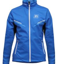 NONAME Куртка разминочная PRO SOFTSHELL JKT 20 UX BLUE