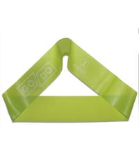 GO DO Фитнес-резинка LATEX GREEN X-EASY 0,35 мм