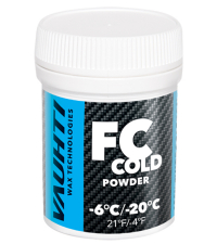 VAUHTI Порошок FC POWDER COLD (-6/-20), 30 г