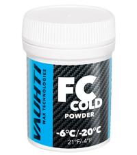 VAUHTI Порошок FC POWDER COLD (-6/-20), 30 г