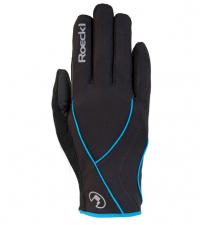 ROECKL Лыжные перчатки LAIKKO black/blue