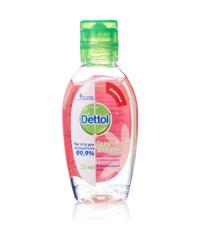 Антисептик Dettol гель для рук антибактериальный смягчающий 50 мл (1 шт.)