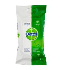 Влажные салфетки Dettol антибактериальные (10 шт.)