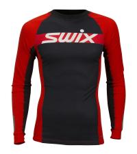 SWIX Футболка с длинным рукавом мужская RaceX CARBON